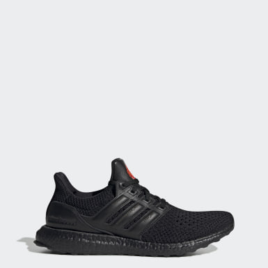 Running Black Manchester United Ultraboost Clima Shoes