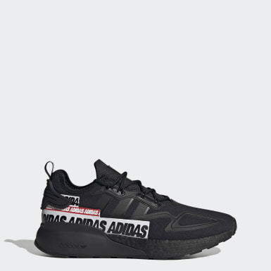 Men's Originals Black ZX 2K Boost Shoes