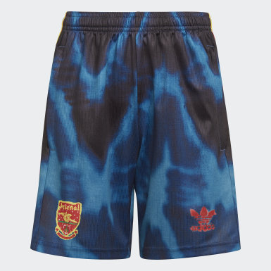 Short Arsenal Human Race Jaune Enfants Football