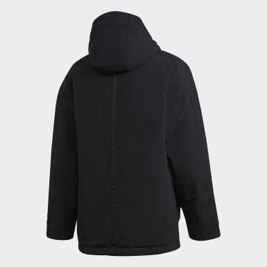 Mænd Urban Outdoor Sort Utilitas anorak