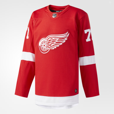 Men's Hockey Red Wings Home Authentic Pro Jersey