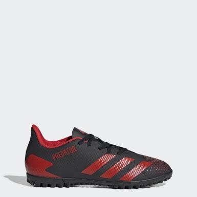 Zapatos de fútbol Predator 20.4 Pasto Artificial Negro Hombre Fútbol