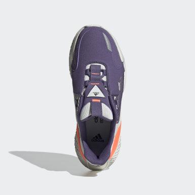 Zapatillas para correr 4UTURE Runner Gris Niño Running