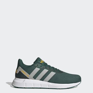 Tenis Swift Run RF Verde Hombre Originals