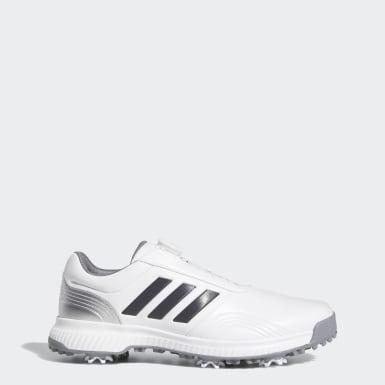 Mænd Golf Hvid CP Traxion Boa sko