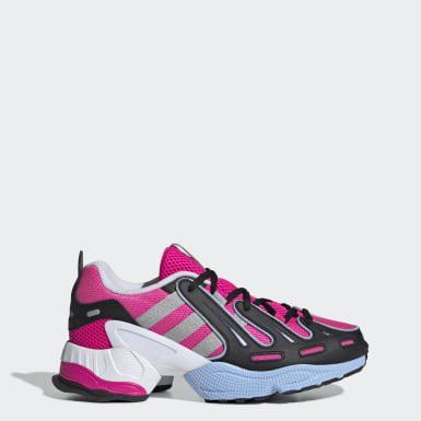 ผู้หญิง Originals สีชมพู รองเท้า EQT Gazelle