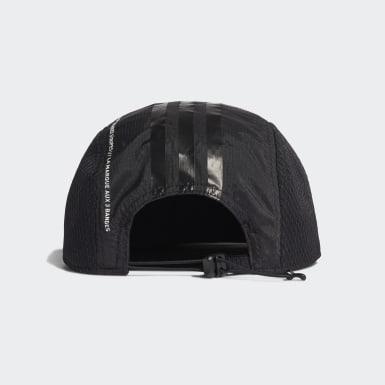 เทรนนิง สีดำ หมวกแก๊ป Five-Panel Power