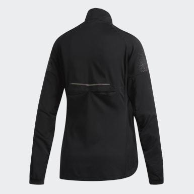 черный Куртка для бега Supernova Confident Three Season