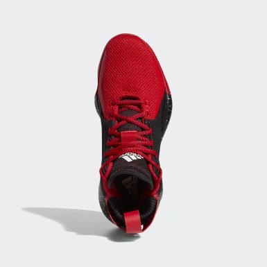 Tênis D Rose 773 2020 (UNISSEX) Vermelho Basquete