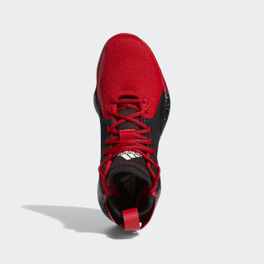 Zapatilla D Rose 773 2020 Rojo Baloncesto