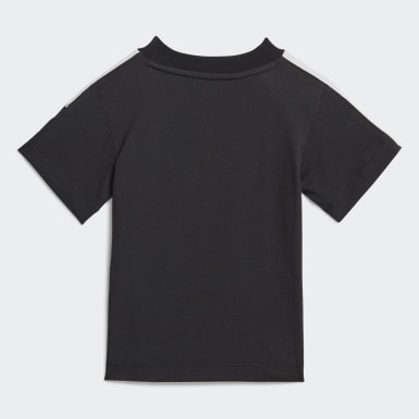 Kinder Originals New Icon T-Shirt Schwarz