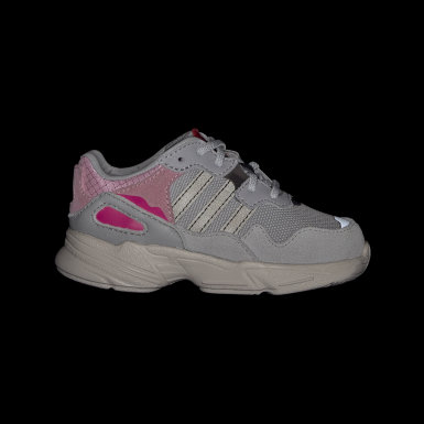 Kinder Originals Yung-96 Schuh Grau