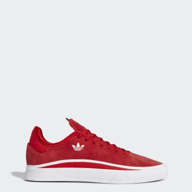 Rode Schoenen| adidas NL