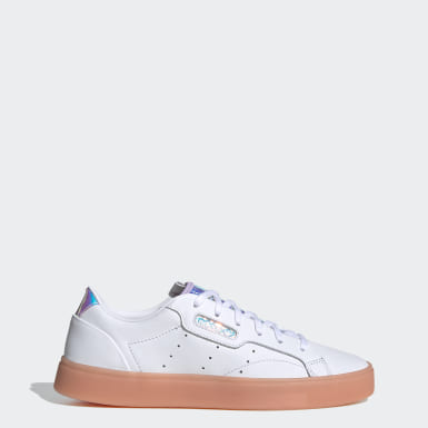 Women's Originals White adidas Sleek Shoes