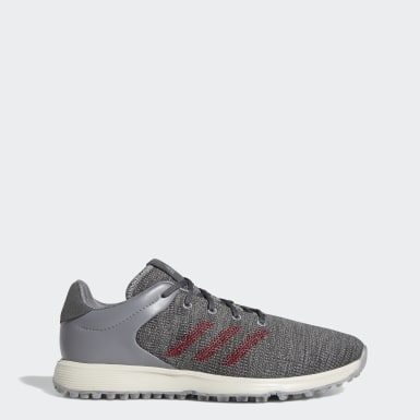 Men Golf Grey S2G Golf Shoes