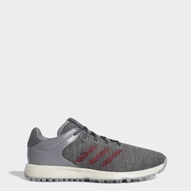 Sapatos de Golfe S2G Cinzento Homem Golfe