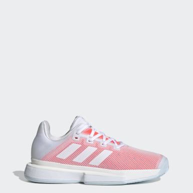 Zapatillas SoleMatch Bounce Hard Court Blanco Mujer Tenis
