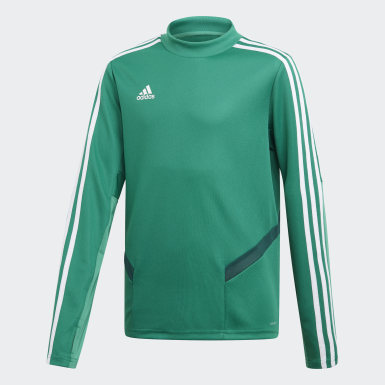 Youth 8-16 Years Training Green Tiro 19 Training Top