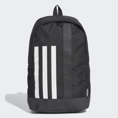 Training Siyah 3-Stripes Linear Sırt Çantası