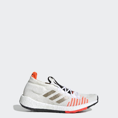 Kids Running White Pulseboost HD Shoes