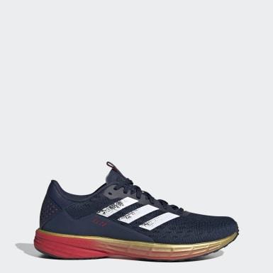 ผู้ชาย วิ่ง สีน้ำเงิน รองเท้า SL20