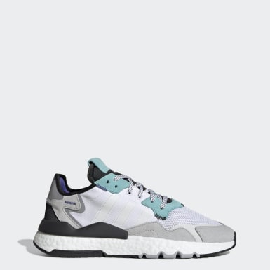 Originals White Nite Jogger Shoes