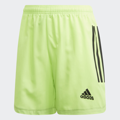 Youth 8-16 Years Training Green Condivo 20 Shorts