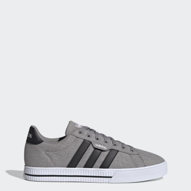 Men Sport Inspired Grey Daily 3.0 Shoes