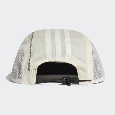 Training Beige Five-Panel Power Hat