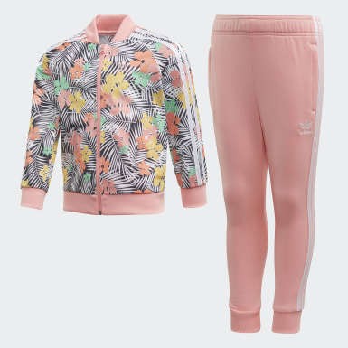 Kids Originals Pink SST Set