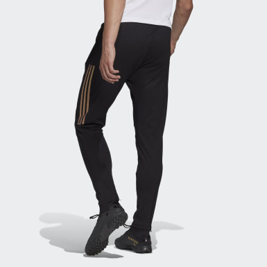 Men Football Black Ajax Amsterdam Ultimate Training Pants