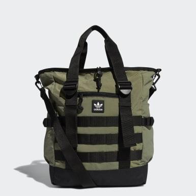 Originals Green Utility Carryall 2 Tote Bag