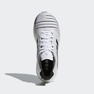 Kvinder Løb Beige Solar Glide sko