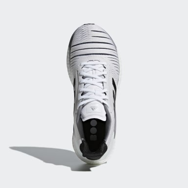 Frauen Running Solarglide Schuh Beige