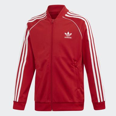 Bluza dresowa SST Czerwony