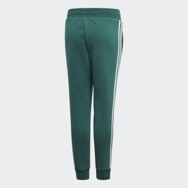 Pants 3 Franjas (UNISEX) Verde Niño Originals