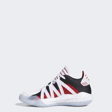 красный Баскетбольные кроссовки Dame 6