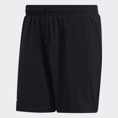 Herr Padeltennis Svart Club Shorts 7-Inch