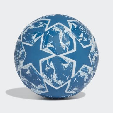 Fußball Finale 19 Juventus Miniball Blau