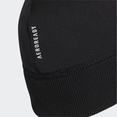Training Zwart AEROREADY Beanie