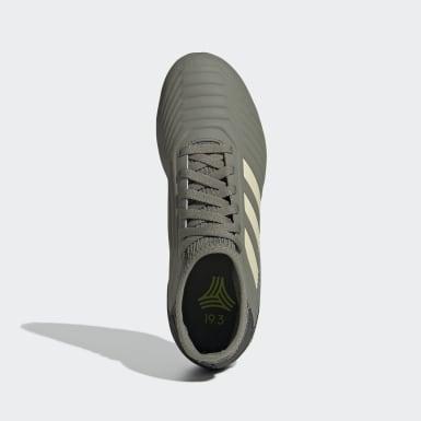 Calzado de Fútbol Predator Tango 19.3 Césped Artificial (UNISEX) Verde Niño Fútbol