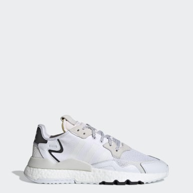 Men's Originals White Nite Jogger Shoes