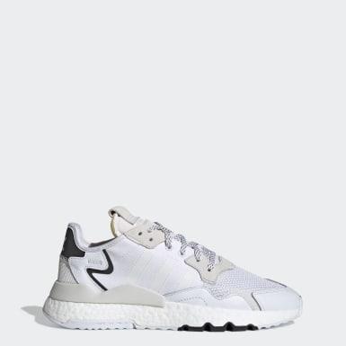 Kvinder Originals Hvid Nite Jogger sko