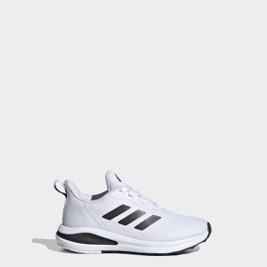 Kids Training White FortaRun Running Shoes 2020