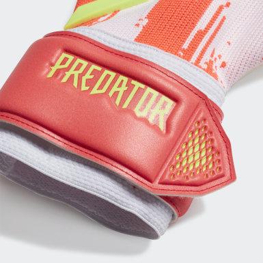Fodbold Hvid Predator 20 League handsker
