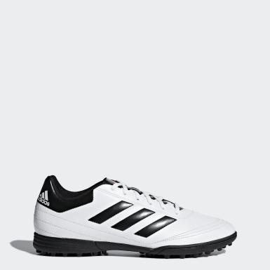 Men Football White Goletto 6 Turf Shoes