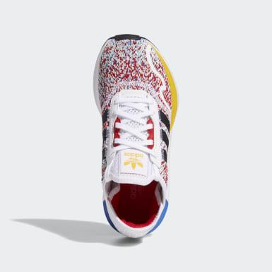 Youth Originals White Swift Run X Shoes