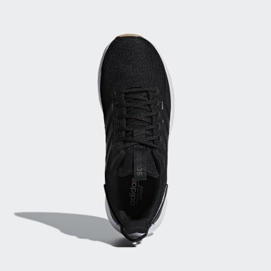 Women Running Black Questar Ride Shoes