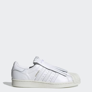 Scarpe Superstar FR Bianco Donna Originals