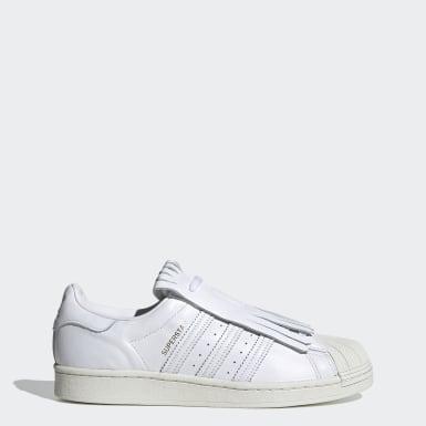 Kadın Originals Beyaz Superstar FR Ayakkabı